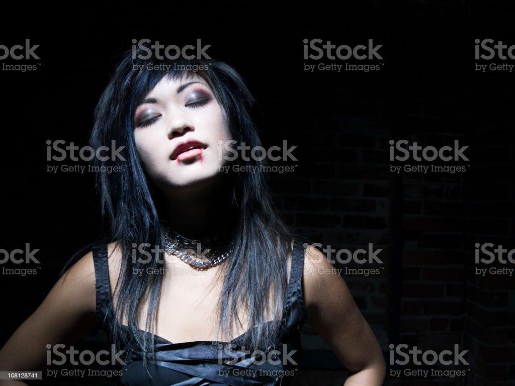 Ecstasy stock photo