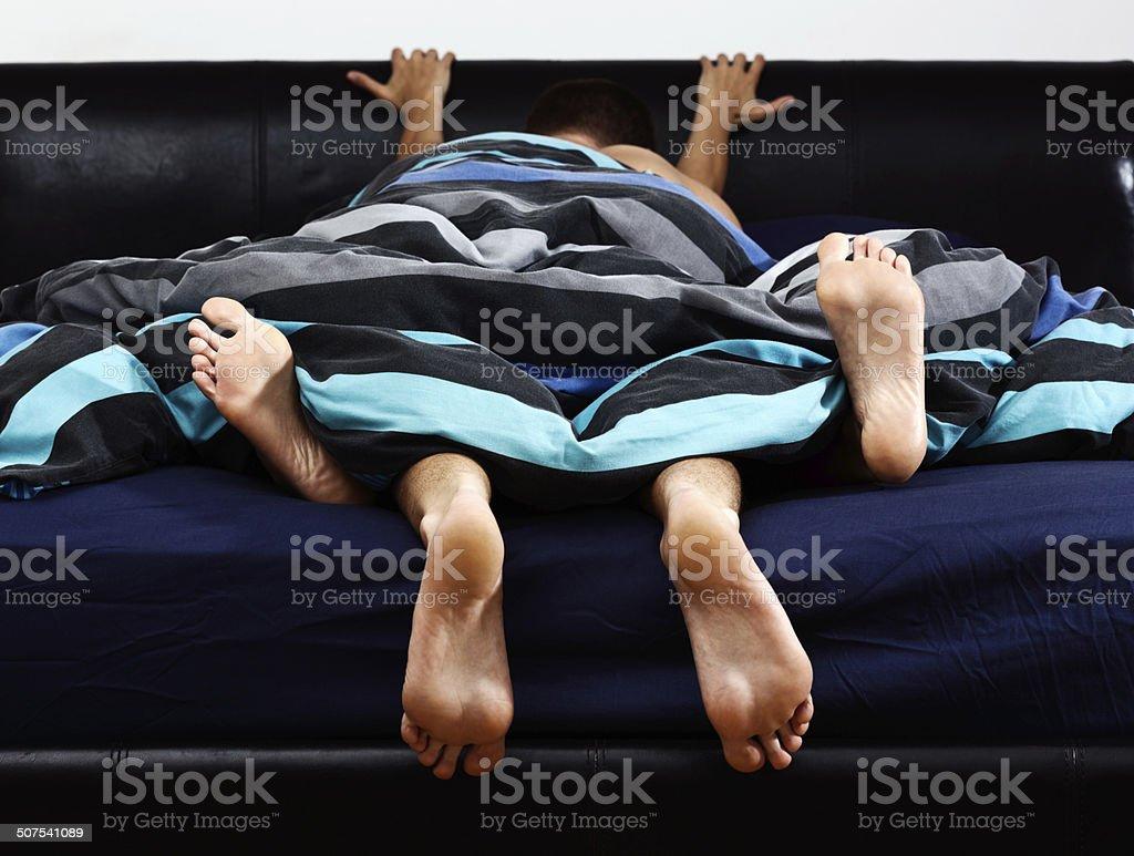 Sex Unter Der Bettdecke