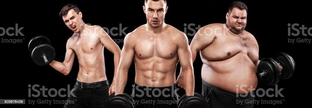 Ectomorph Mesomorph And Endomorph Before And After Result