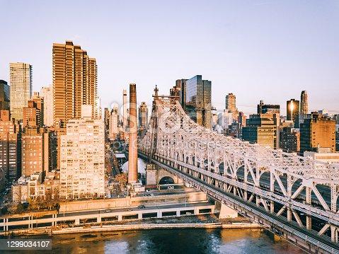 istock Ed Koch Queensboro Bridge New York City 1299034107