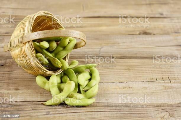 Foto de Feijão Edamame e mais fotos de stock de Alimentação Saudável