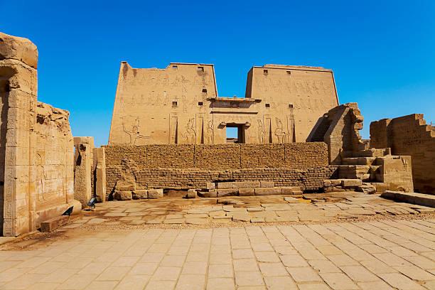 edfu Ägypten – Foto