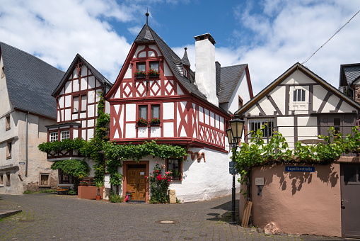 Ediger-Eller, Moselle, Germany