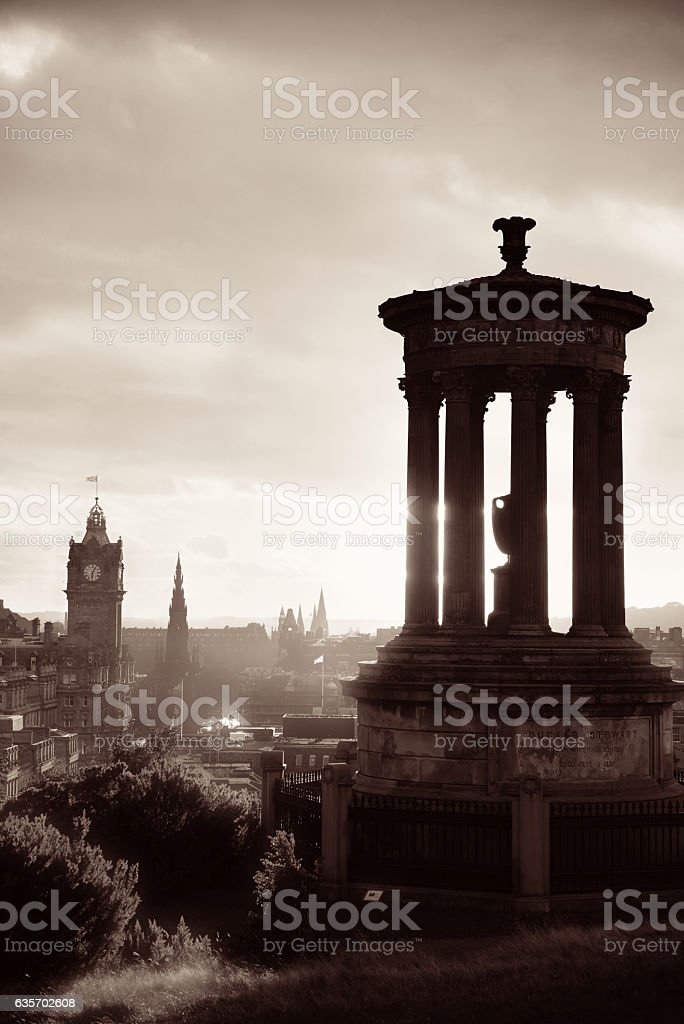 Edinburgh royalty-free stock photo