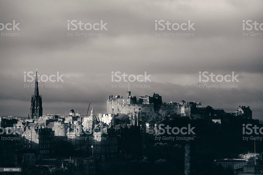 Edinburgh royalty-free stock photo