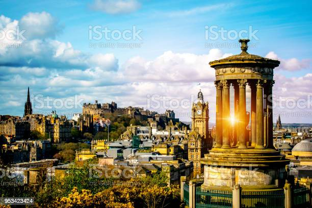 Edinburgh skyline as seen from calton hill edinburgh dugald stewart picture id953423424?b=1&k=6&m=953423424&s=612x612&h=0rhdmpewfes85wjmwwqsafxl0ghyrxd4hvlazyaupx0=