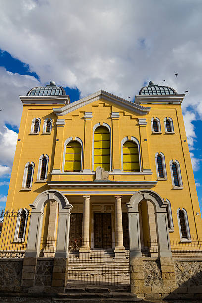 edirne synagoge - edirne stock-fotos und bilder