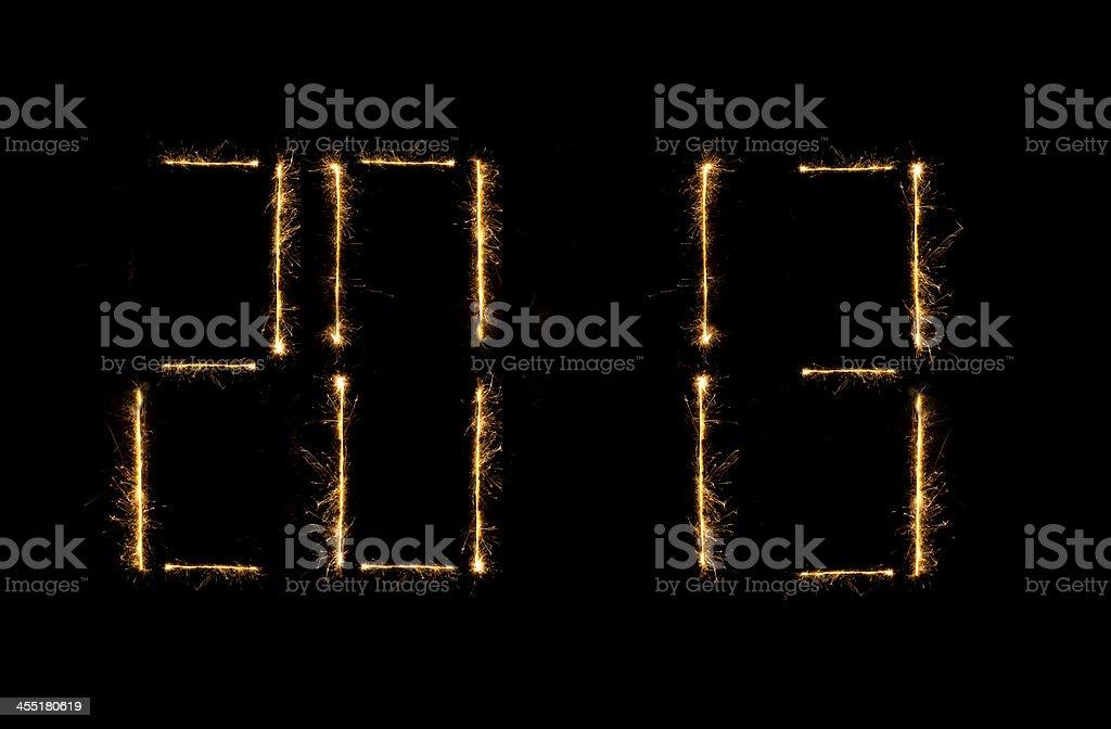 editable clock royalty-free stock photo
