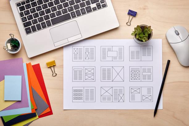 Editorial designer desk with publication layout picture id1168983752?b=1&k=6&m=1168983752&s=612x612&w=0&h=pyqiwbccdmomjru2gq9z ckl kebydzd4pbyibfh9tw=