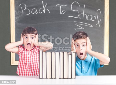 istock Education and back to school concept 835231104
