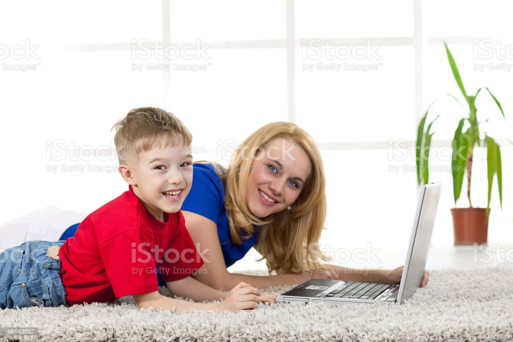 Education and fun royalty-free stock photo