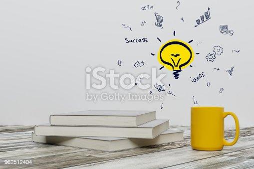 istock Education and idea concept 962512404
