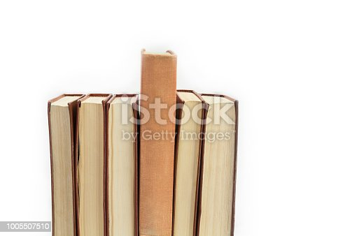 865186916 istock photo Education, Best in class, standing out 1005507510