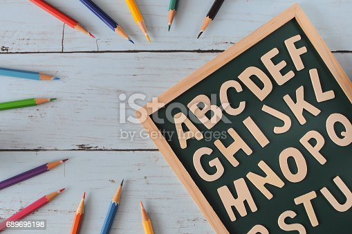 istock Education concept and back to school idea 689695198