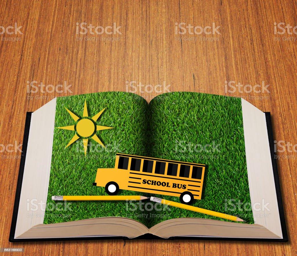 Education Concept Background 免版稅 stock photo