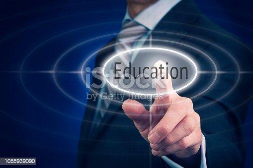 636998872 istock photo Education Concept 1055939090