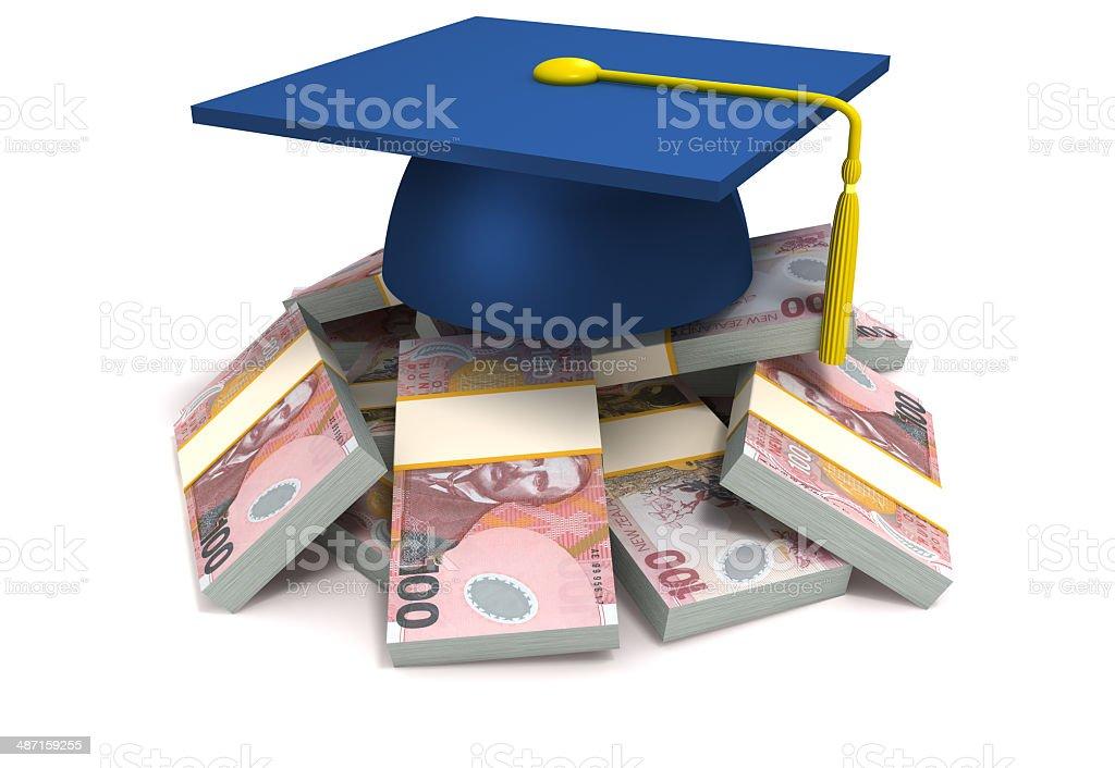 расходы на образование в новой зеландии