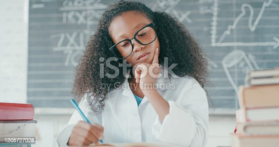 868148002 istock photo Education gave her the gift of a good future 1205727028