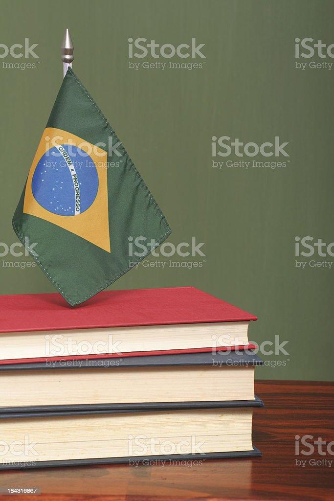 Education in Brazil stock photo