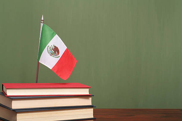 Education in Mexico stock photo