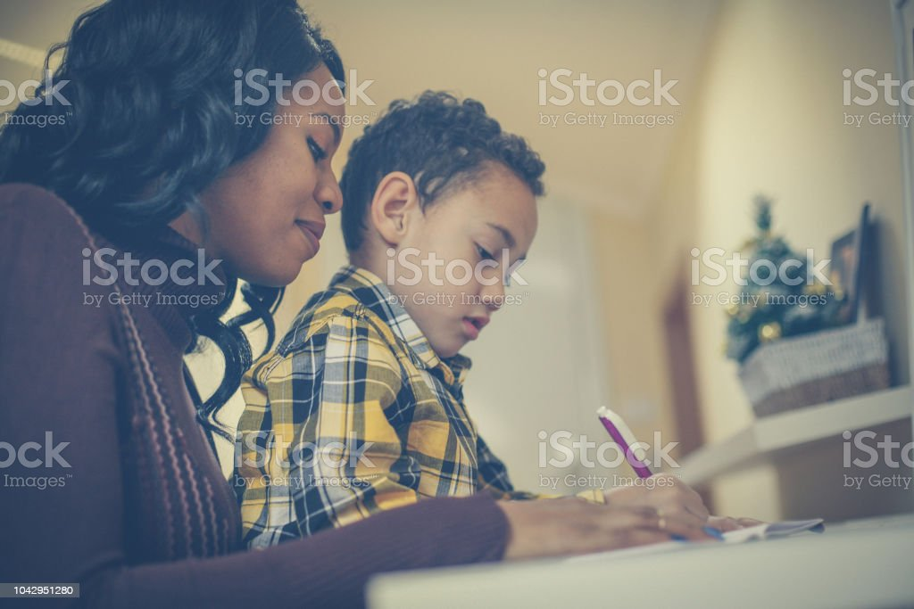 Education is most important staff in your age. stock photo