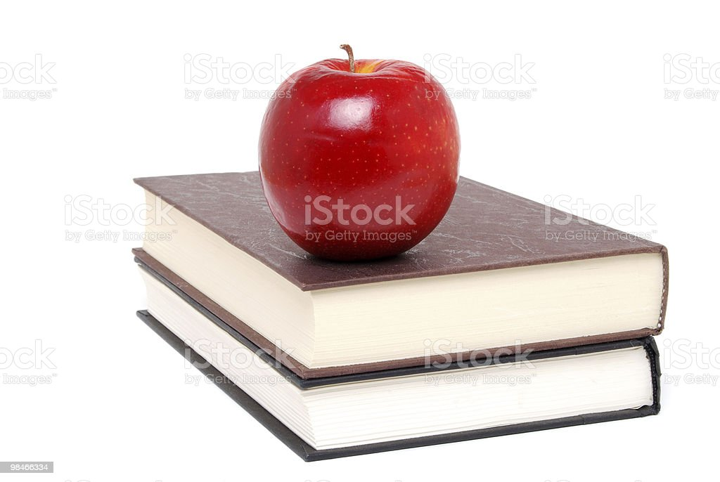 Education Objects royalty-free stock photo