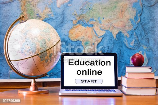 istock education online concept 527799369