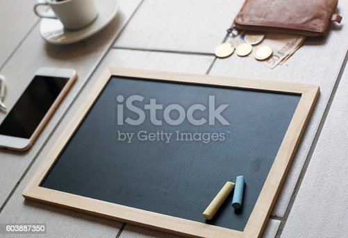 639376084 istock photo Education or working, business, job concept. 603887350