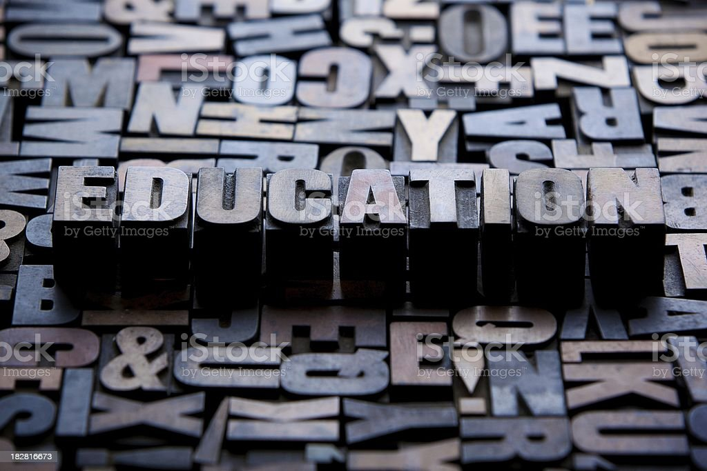 Education... royalty-free stock photo