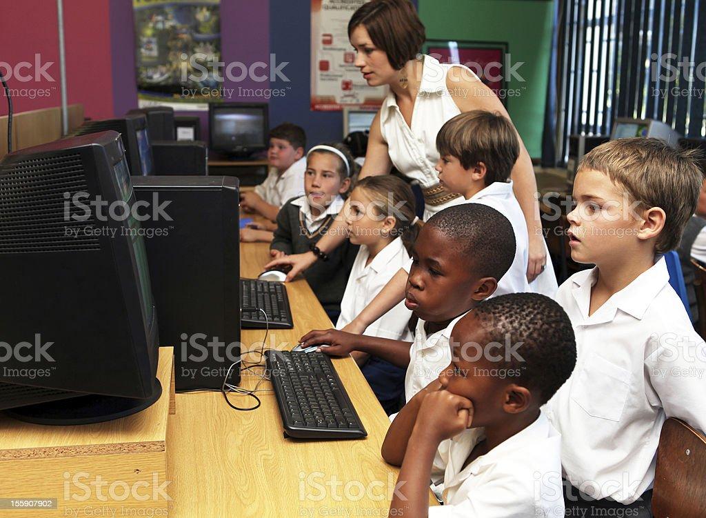 Education program for children royalty-free stock photo