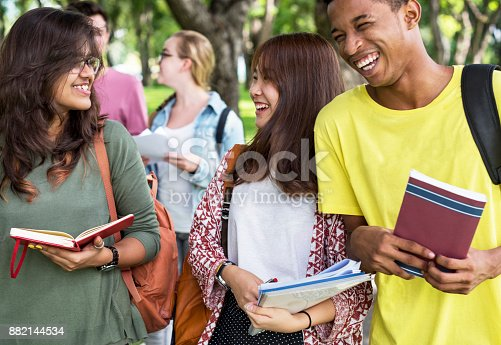istock Education Students People Knowledge Concept 882144534