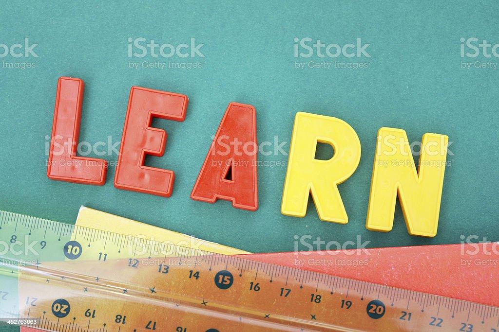 Education theme royalty-free stock photo