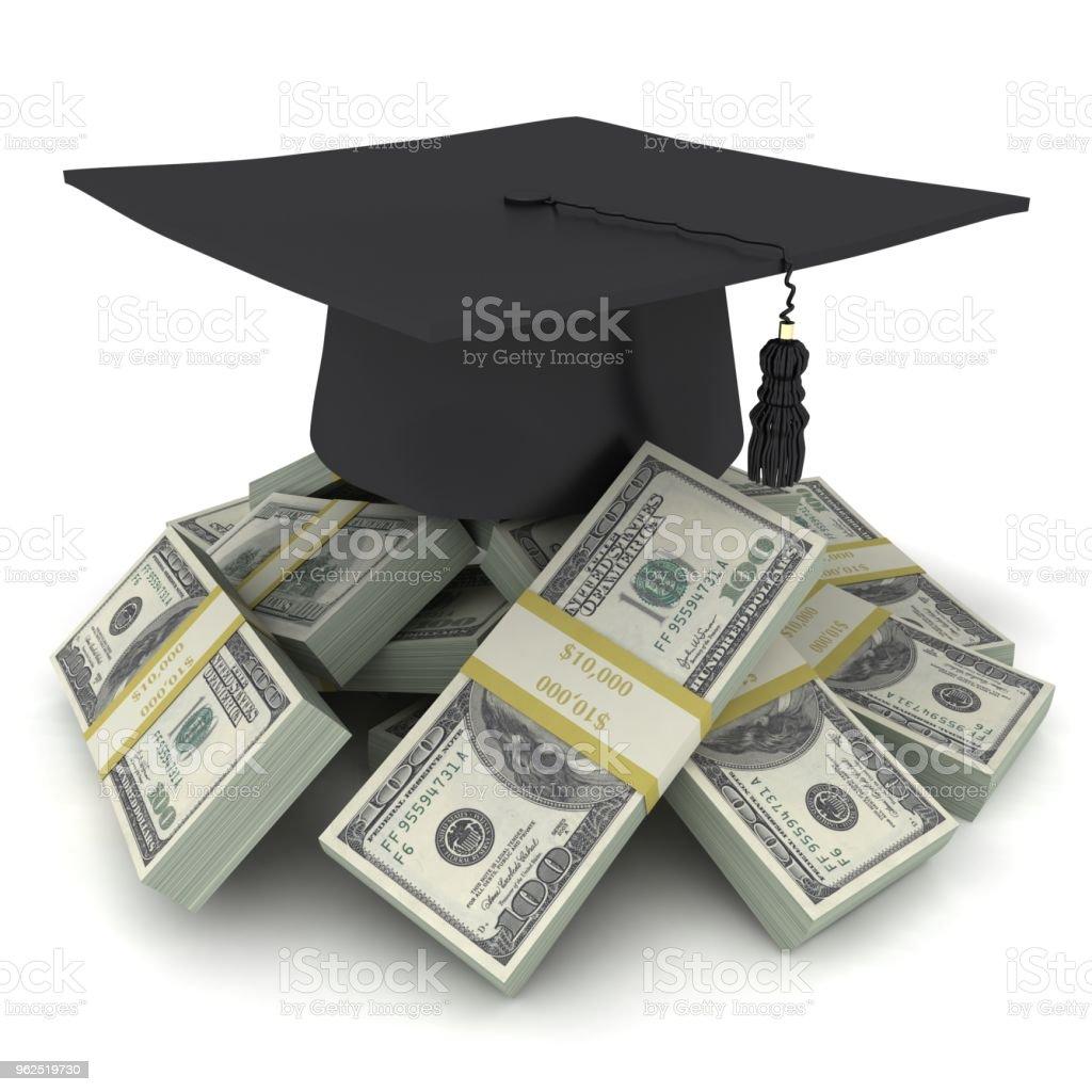 Bildung Universität Student Geld Kredit sparen – Foto