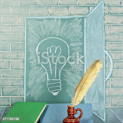 istock Education unusual concept 471764746