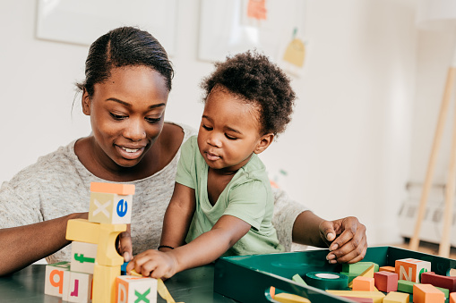 639403466 istock photo Educational activities for toddlers 1019164662