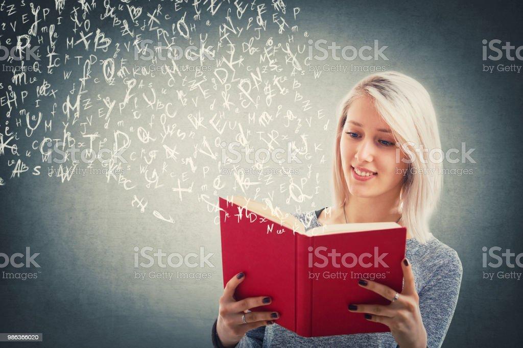 educativas y el concepto de comunicación - foto de stock