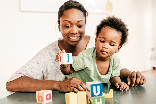 639403466 istock photo Educational game for toddler 897806256