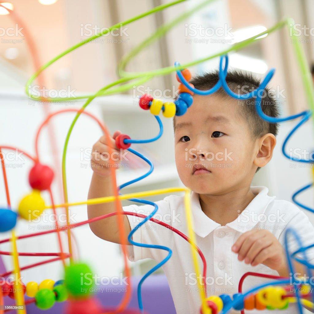 educational toy stock photo