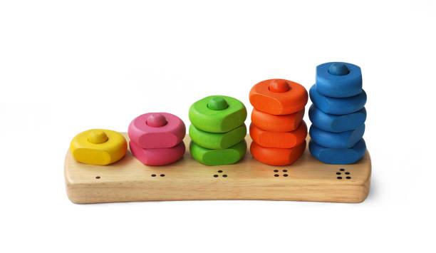 eğitici oyuncak stok fotoğrafı