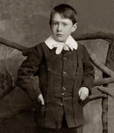 Edwardian Boy Stock Photo - Download Image Now