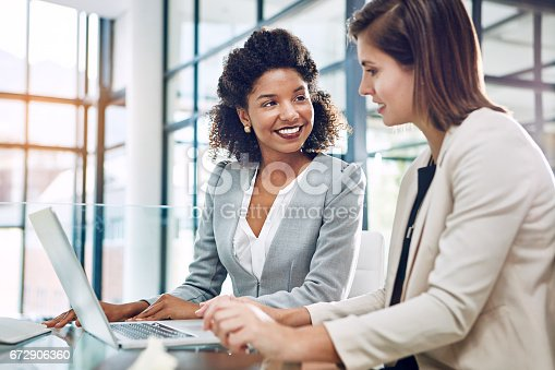istock Effective collaboration is paramount for business success 672906360
