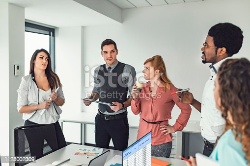 1069233370 istock photo Effective meetings is the most important ingredient in team success 1128002309