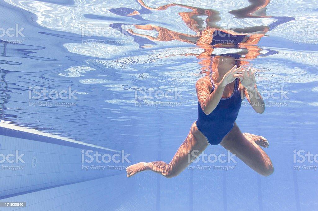 Mühelose Schwimmer – Foto