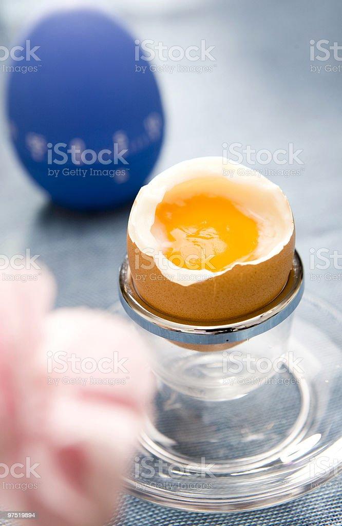 egg breakfast royalty-free stock photo