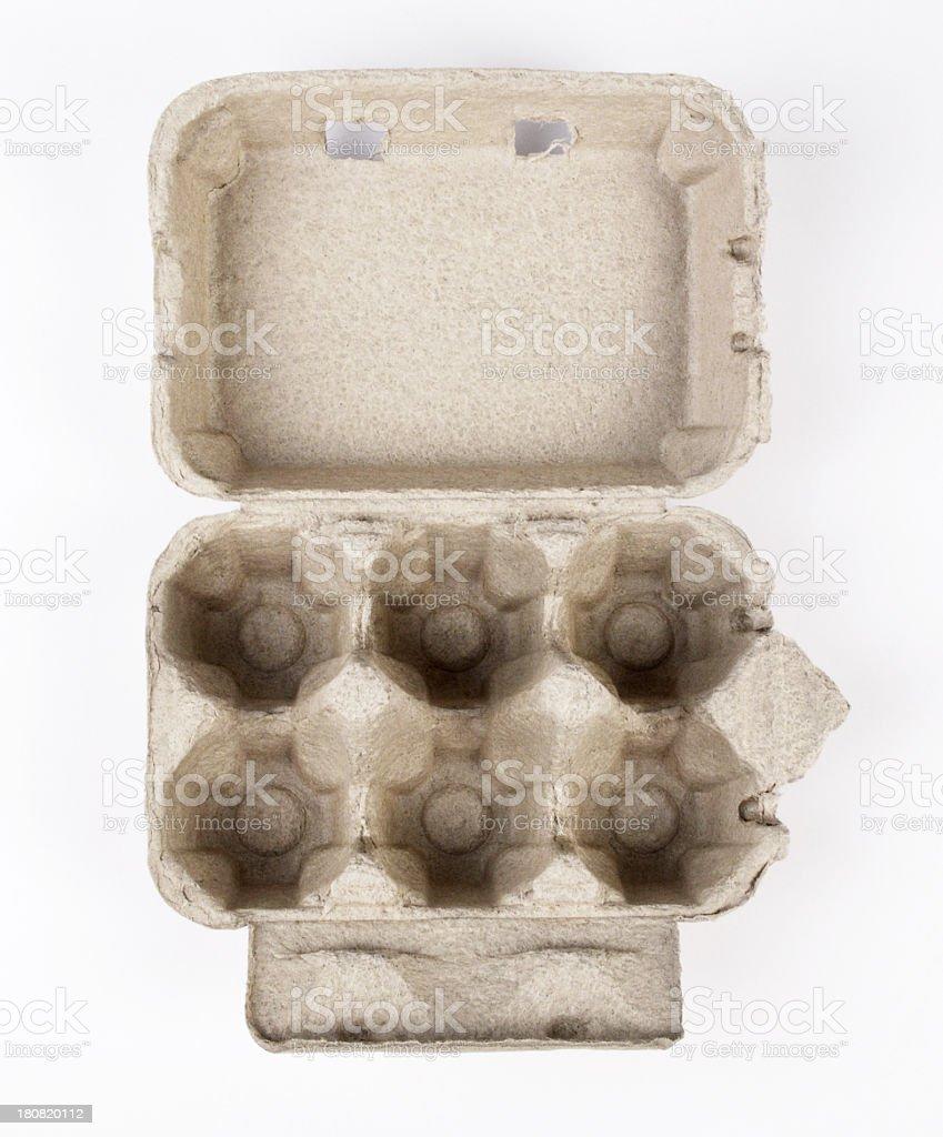 Egg Carton (Click for more) stock photo