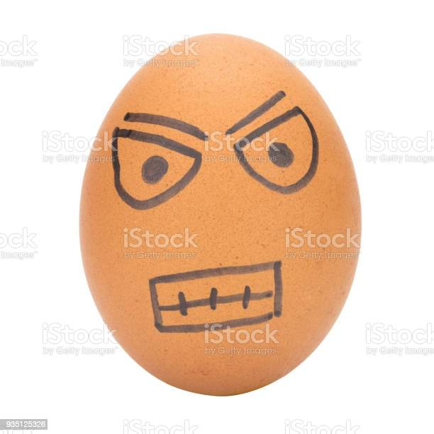 Egg face angry man concept isolated on white background picture id935125326?b=1&k=6&m=935125326&s=612x612&h=xxbnpyp6entggixw1s25nro8 ekfybyzh5rdweacn0i=