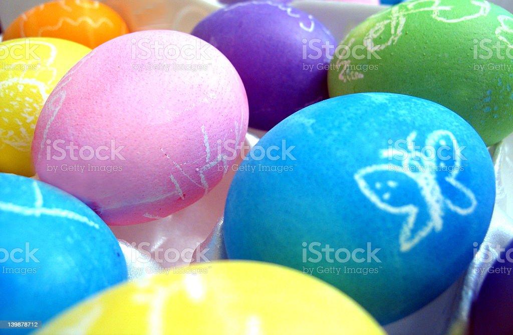Egg Hunt 2 stock photo