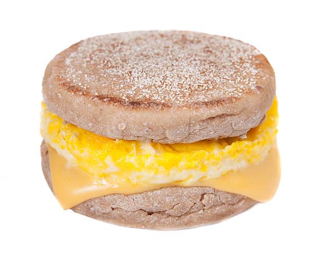 egg-muffin - käsemuffins stock-fotos und bilder