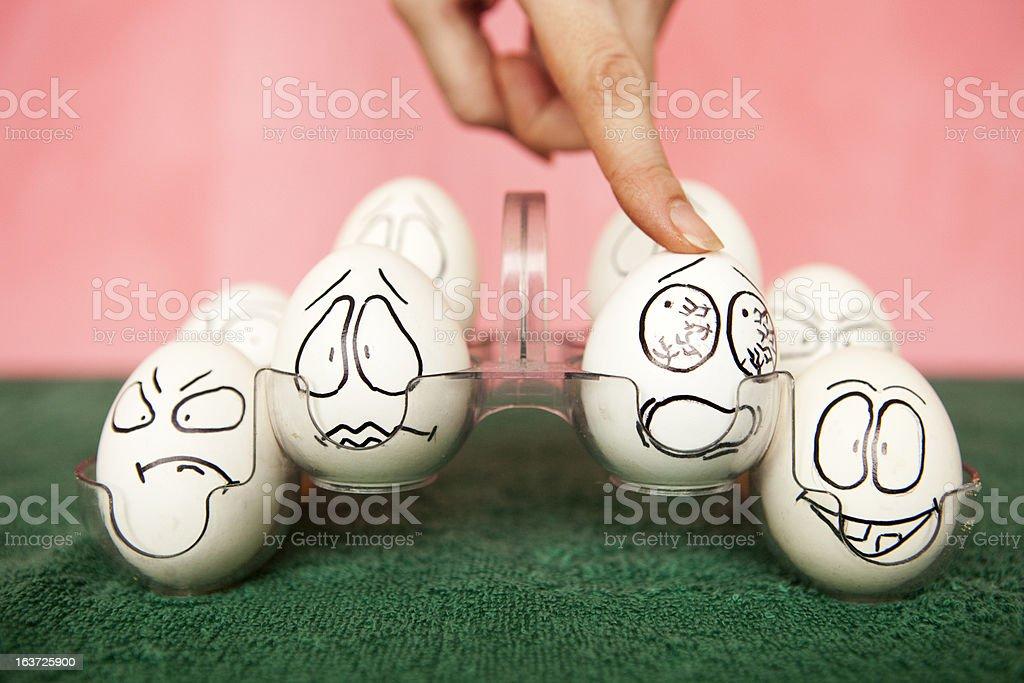 Egg. royalty-free stock photo