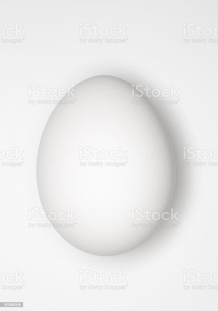 Egg royalty-free stock photo
